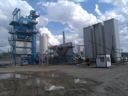 Б/У Асфальтный завод Benninghoven ECO- 320 т/ч, 2016 г.
