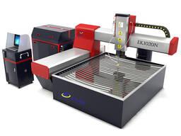 Nuevo diseño de buena calidad máquina de corte cnc por chorr
