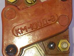 Контактор КМ100ДВ ( contactor KM100DV) - фото 2