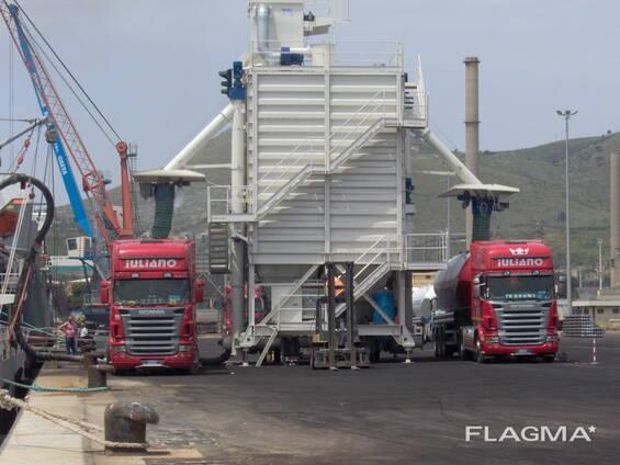Б/У перегрузка цемента корабельная Siwertell 500 т/ч