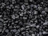 """Уголь марки """"ДПК"""" (40-100 mm) уголь сверхвысокого качества! - фото 1"""
